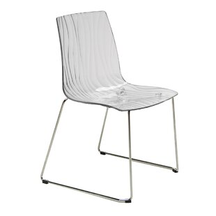 Stacking Patio Dining Chair (Set of 2) by Grandsoleil