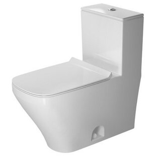 Duravit DuraStyle Dual Flush Elongated One-P..