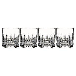 Lismore Diamond 7 oz. Crystal Cocktail Glass (Set of 4)