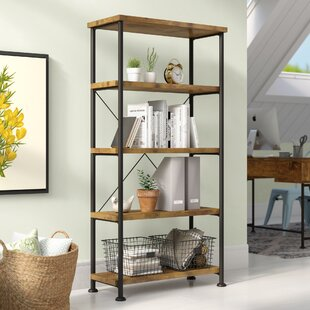 Epineux Etagere Bookcase by Laurel Foundry Modern Farmhouse