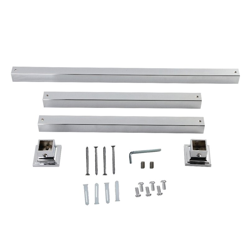 monarch console sink legs wall support
