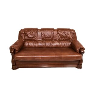 Bobby Jones Leather Sofa Bed