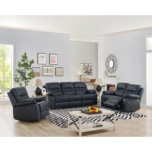Esser 3 Piece Reclining Living..