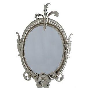Three Star Im/Ex Inc. Baroque Wall Mirror