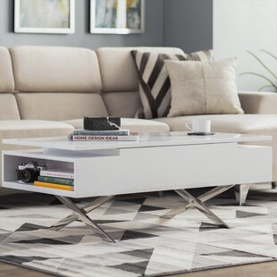 Seraphina Lift Top Coffee Table by Wade Logan New Design