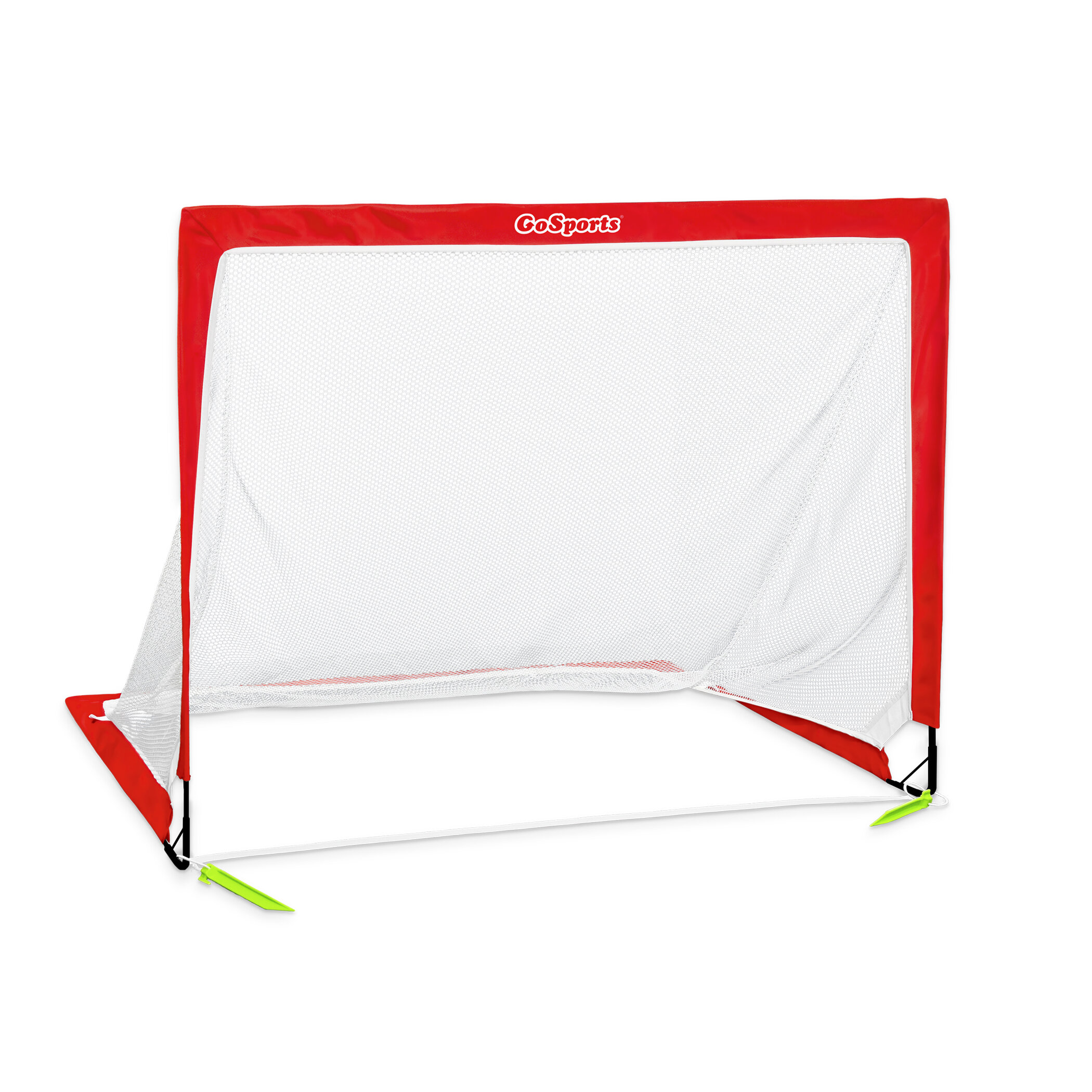 Football Goal Net Pegs 10 Pack Plastic for Safety
