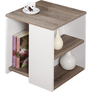 Square End Side Tables Youll Love Wayfair