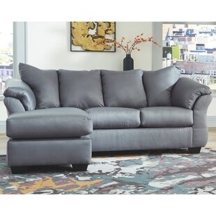 Winston Porter Buie Reversible Sectional