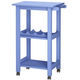 Ann Kitchen Trolley By 17 Stories