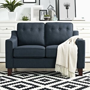 Heron Loveseat by Zipcode Design