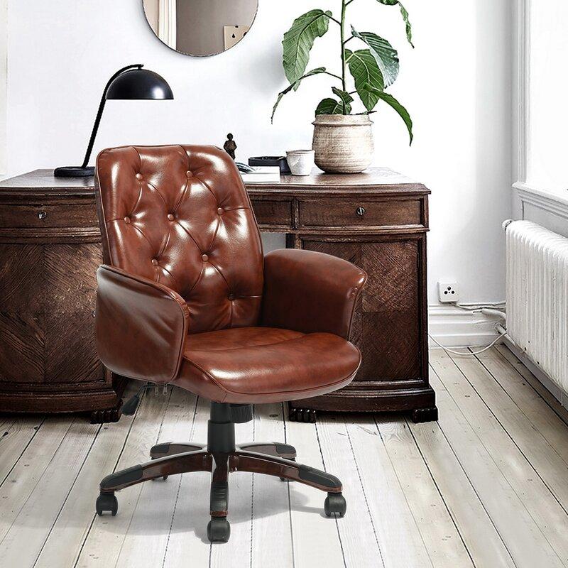 Charlton Home Pancoast Task Chair Reviews Wayfair