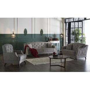 Siena Sleeper Configurable Living Room Set by Decor+