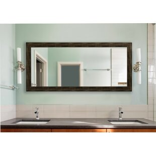 Brushed Classic Wall Mirror