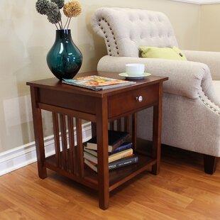 Hollydale End Table by DonnieAnn Company
