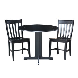 3 Piece Dining Set by International Concepts