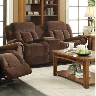 Purchase Heidrick Reclining Loveseat by Red Barrel Studio Reviews (2019) & Buyer's Guide