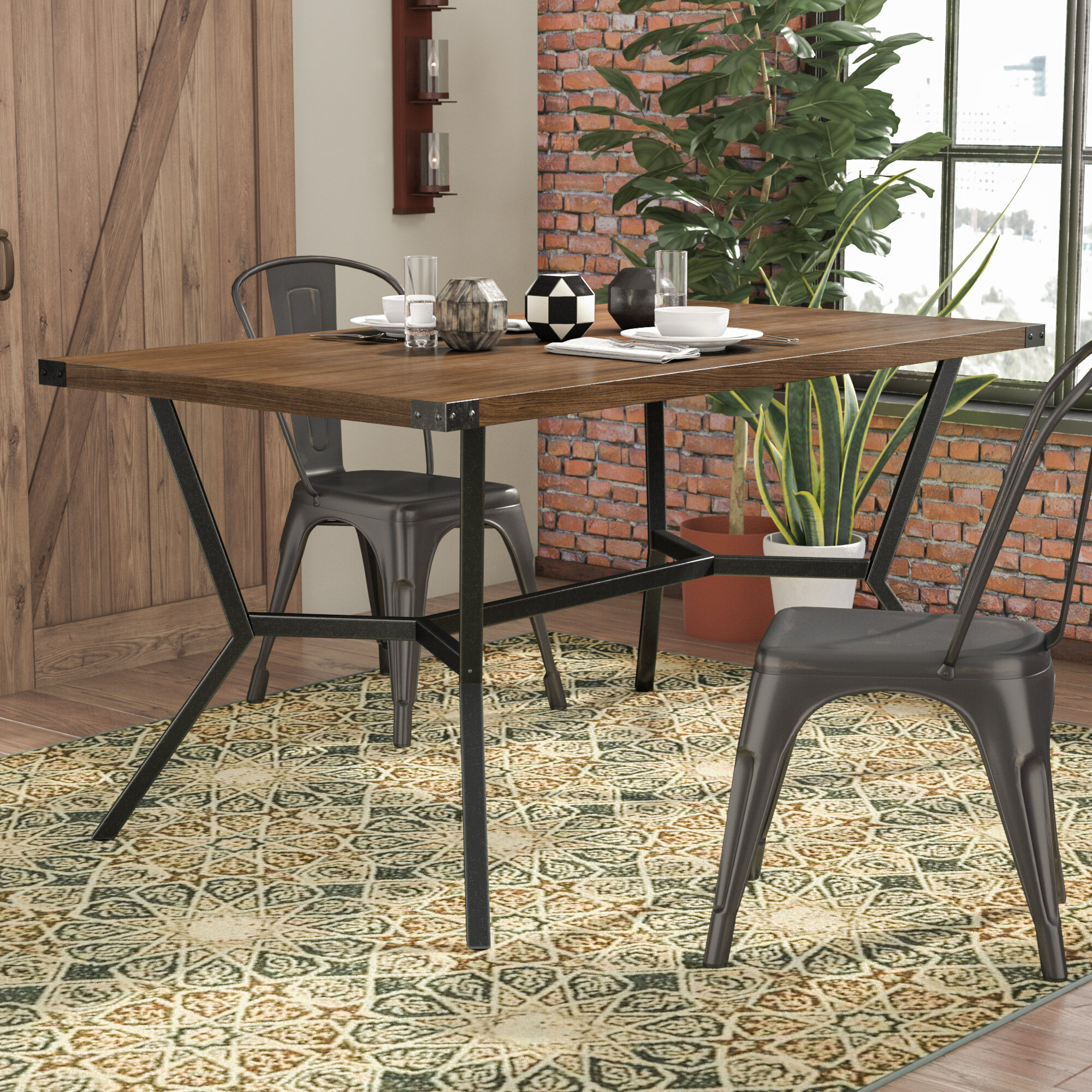 T Austin Design Fossil Counter Height Dining Table By Simmons Casegoods Reviews Wayfair