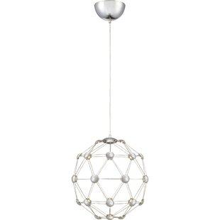 Rendon LED Pendant by Orren Ellis