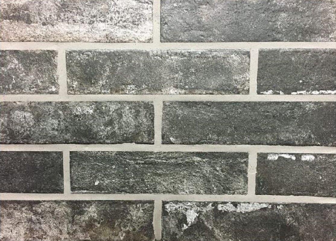 Travistilesales brick one 3 x 12 porcelain subway tile in fumo di brick one 3 x 12 porcelain subway tile in fumo dailygadgetfo Image collections
