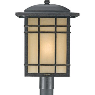 Millbrook Outdoor 1-Light Modern Incandescent Lantern Head by Three Posts