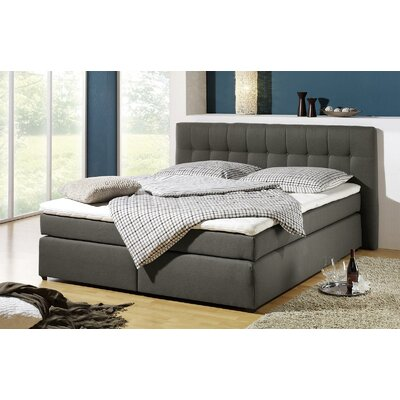 Boxspringbett Marsa | Schlafzimmer > Betten | Home Loft Concept