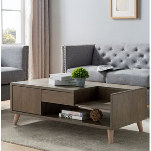 Hani Coffee Table with Storage