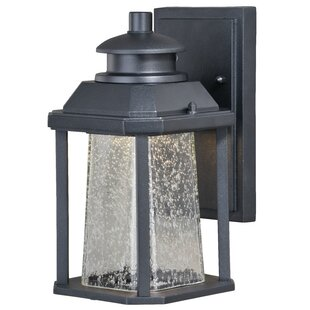 Brayden Studio Herrell Outdoor Wall Lantern