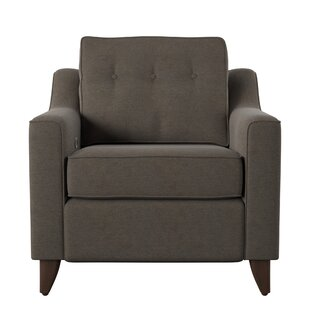 Logan Power Recliner by Wayfair Custom Upholstery™