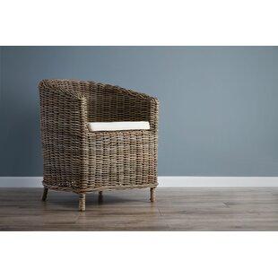Paignt Tub Chair By Bay Isle Home