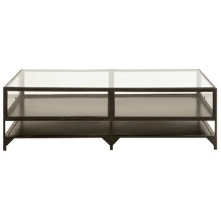Michalski Coffee Table with Tray Top