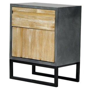 Dodson 1 Drawer 1 Door Accent Cabinet by Trent Austin Design