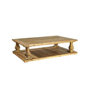Baluster Coffee Table by Furniture Classics