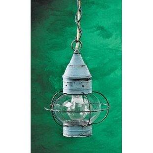 Brass Traditions 600 Series 1-Light Outdoor Hanging Lantern