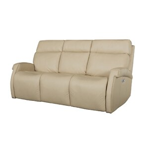 Maddux Leather Sofa by Bernhardt