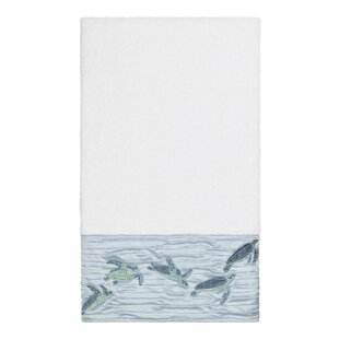 Swick Embellished Turkish Cotton Bath Towel