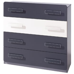 4 Drawer Chest Of Drawers By Mercury Row