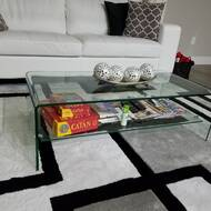 Outstanding Artemon Coffee Table With Tray Top Short Links Chair Design For Home Short Linksinfo
