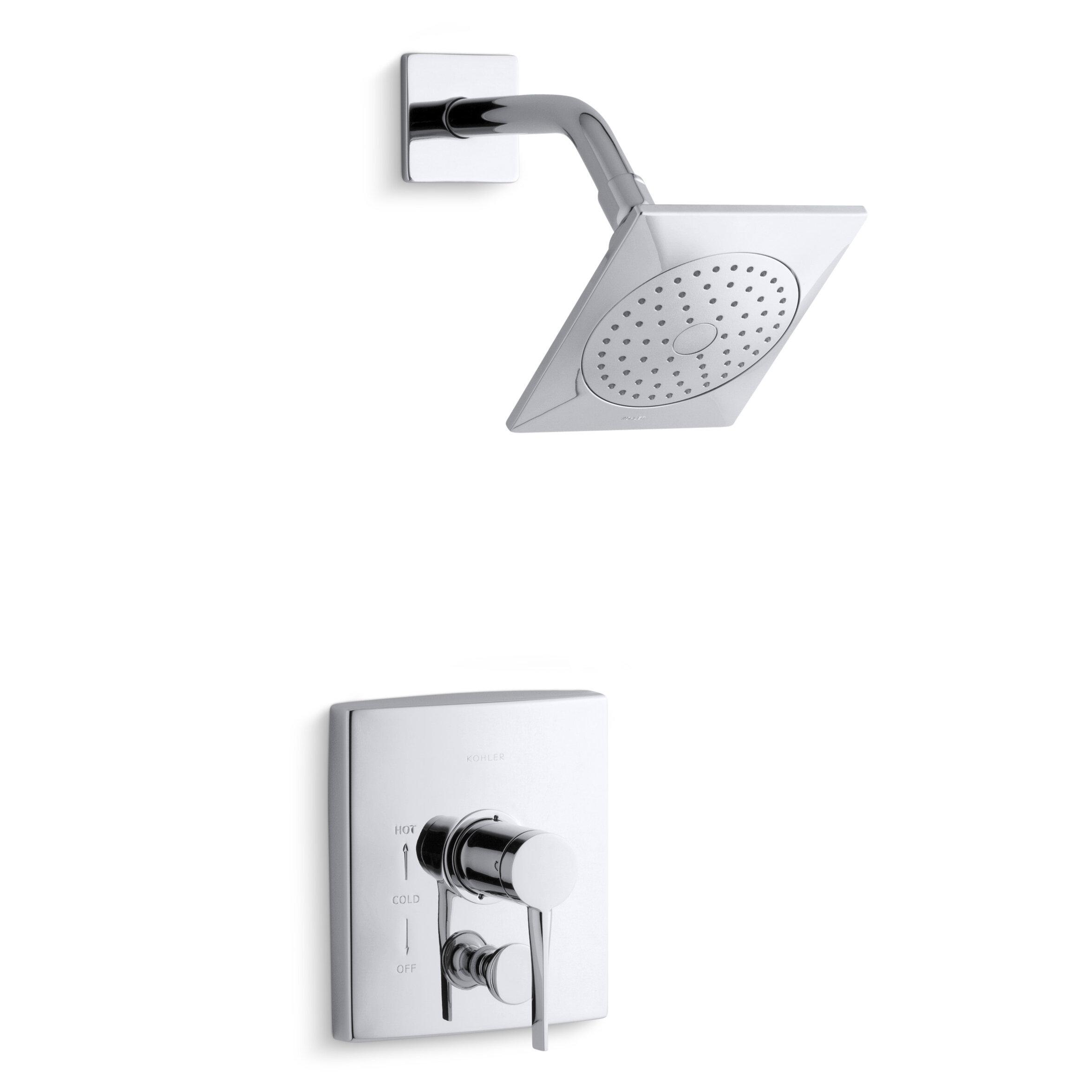 K T14777 4 Bncp Kohler Stance Rite Temp Shower Trim Reviews Wayfair
