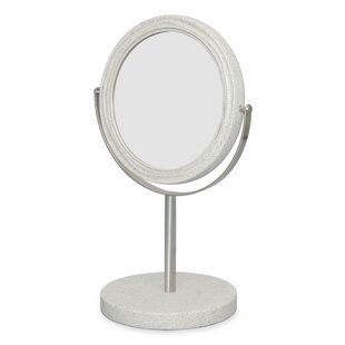 Price Check Higgins Freestanding Mirror By Highland Dunes