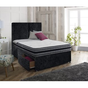 Read Reviews Inman Upholstered Divan Bed And Headboard