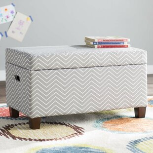 Jess Upholstered Storage Bench