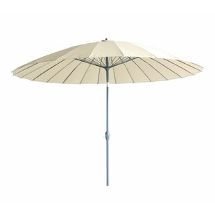 Berry 3m Traditional Parasol By Freeport Park