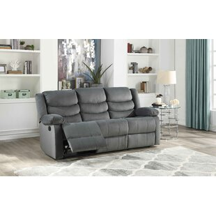 Act 2 Piece Suede Reclining Living Room Set by Winston Porter