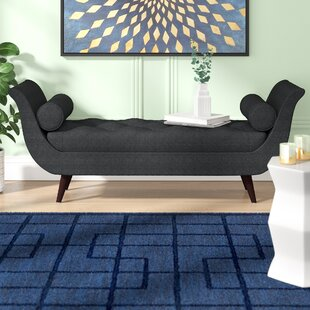 Kalel Tufted Bench