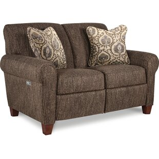 Bennett Duo Reclining Loveseat..