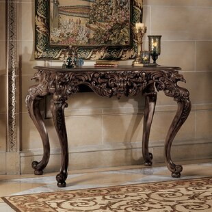 Design Toscano King Frederic Console Table