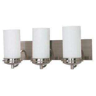 Ebern Designs Nabors 3-Light Vanity Light