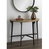 Coad 41 Solid Wood Console Table by 17 Stories