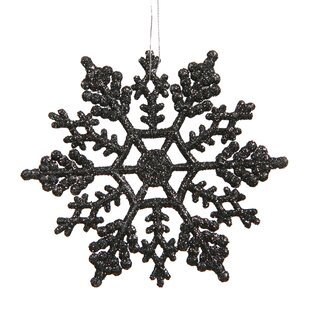 Black Christmas Ornaments You Ll Love In 2019 Wayfair