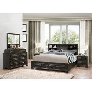 Blasco 5 Piece Bedroom Set by World Menagerie